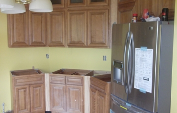 Kitchen Redesign